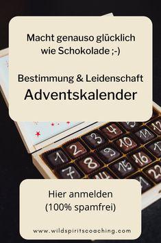 """Bring das """"Frohe"""" in die Feiertage! -Von wildspiritscoaching.com/de"""