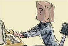 Nadie va a saber quién escribe las noticias. Todo va a ser anónimo
