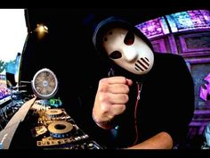 Angerfist - Knock Knock (Music Video) - YouTube