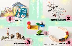 My top5 for kids christmas presents Los regalos que recomiendo para esta navidad