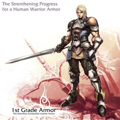 Human Warrior 1st armor by ~reaper78 on deviantART