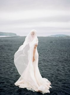 Wabi-Sabi wedding inspiration in Iceland via Magnolia Rouge