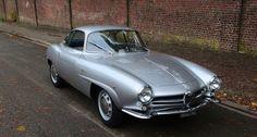 1962 Alfa Romeo Giulietta SS