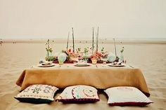 Inspired Wedding - Пляжные вечеринки: помолвки, свадьбы, памятные даты.