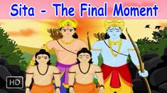 Sita - The Final Moment - Short Story from Ramayana Stories For Kids, Short Stories, Cute Girl Drawing, Krishna, Festivals, Finals, Growing Up, Cute Girls, How To Become