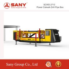 SANY Drilling Rig for Oil & Gas Field SCWD2713 Drilling Rig Oil