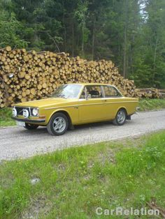For when the kids move the heck out.  Volvo 142 1971 - overdrive, ATS wheels - ImportSweden (2006 FYL125)