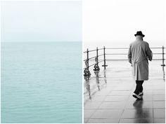 Swanage pier by Marte Marie Forsberg