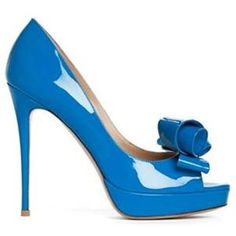 Valentino 'Couture Bow' Open Toe Pump | Nordstrom