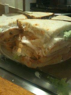 Sandwich El Eme Bilbao,Basque Country,Spain