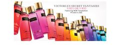 Victoria's Secret Fantasies 3/$25 or 5/$35. Featuring NEWTemptation.Priced in USD.