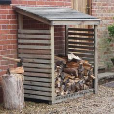 Log Store - Harrod Horticultural (UK)