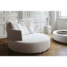 170 Round Swivel Sofa By Maxalto. Design By Antonio Citterio. Shop Now On  CiatDesign