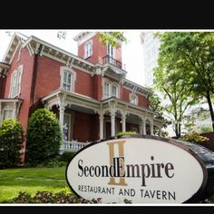 """Congrats to @Second_Empire on being named in the top 100 most romantic restaurants! One of only 2 in the triangle! #valentines idea""  www.shoplocalraleigh.org"
