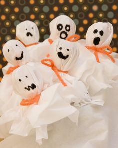 Activities: Lollipop Ghosts