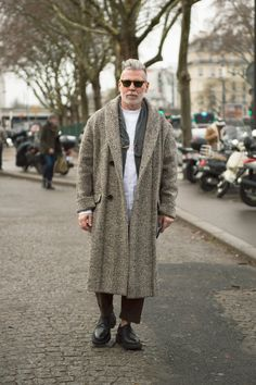 See All the Best Street Style From Paris Men's