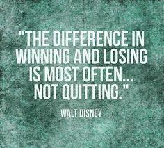 - Walt Disney