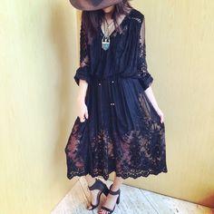 Paige at Zimmermann Queensplaza wears Essence Silk Veil Gather Dress