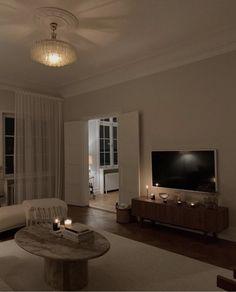 Dream Home Design, Home Interior Design, Interior Architecture, House Design, Dream Apartment, Aesthetic Rooms, Dream Rooms, My New Room, House Rooms