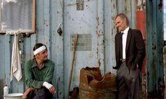 """""""Mies vailla menneisyyttä""""/""""The Man Without a Past"""", Aki Kaurismäki -  Best Movie Scenes #themanwithoutapast  #bestscenes #moviescenes"""