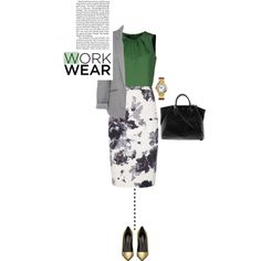 """one good monday"" by i-love-shoes93 on Polyvore"