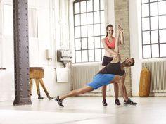 Schlank, stark und schön durch Yoga! #abnehmen #yoga