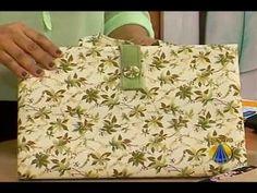 Artesanato: Pasta para Corte | Sabor de Vida - 06 de Agosto de 2012