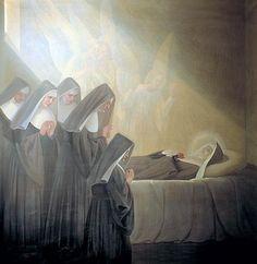 Santa Rita De Cascia, St Rita Of Cascia, Oracion A Santa Rita, Sta Rita, Sainte Rita, Roman Church, Santa Clara, Mother Mary, Madonna