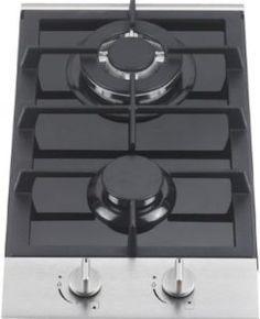Ramblewood high efficiency 2 burner gas cooktop GC2-48N