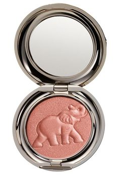 Chantecaille Elephant Cheek Blush Compact  Chantecaille Monte Carlo Collection Fall 2015 #beautynews #beauty2015 #beautyproduct  #cosmetic2015 #cosmeticnews #makeup2015 #makeup  #Maquillage2015 #beautycampaign #beautyreview #makeupreview #beautycampaign #beautyreview #makeupreview