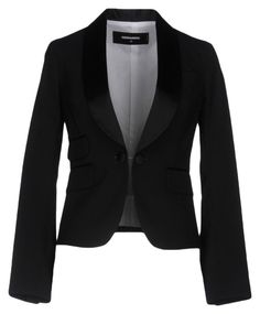"""blazer per fisico a triangolo"" by paola-spano on Polyvore featuring Dsquared2"