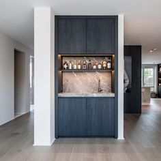 Home Bar White – – 80 cm Barhocker Wherry (Set of Brayden Studio Pretty much perfect Anmelden oder Registrieren, Kitchen Bar Design Is It A Scam 133 – untoldhouse Southern Living Idea House 2017 (Teil Bar Sala, Built In Bar, Kitchenette, Home And Deco, Bars For Home, Kitchen Interior, Home Remodeling, Basement Renovations, Home And Living