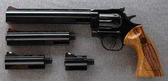 Modern Firearms - Dan Wesson revolvers (USA)