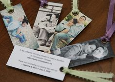 DIY Wedding Favor Donation Cards | Intimate Weddings - Small Wedding Blog - DIY Wedding Ideas for Small and Intimate Weddings - Real Small Weddings