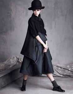 carolyn444a Vogue Japão Setembro 2014   Linda, Claudia, Stephanie + Mais por Luigi & Iango  [Editorial]