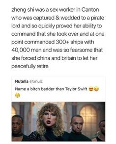 New Ideas Quotes Girl Power Taylor Swift Weird Facts, Fun Facts, Faith In Humanity Restored, History Facts, Nasa History, History Class, Badass Women, The More You Know, Women In History