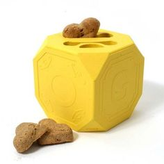 Busy Buddy Puppy Biscuit Block dog toy