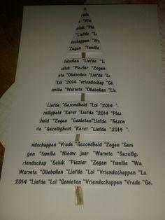 Kerstkaart 2013