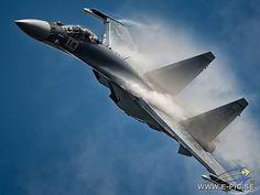 "Sukhoi Su-35S ""Flanker Plus"""