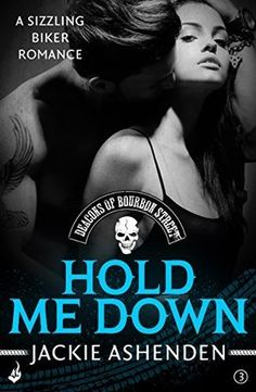 4 stars for Hold Me Down by Jackie Ashenden.  Click for my full #review @   #books #blogger