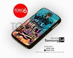 AJ 3928 Of Mice & Men meet my dedication - Samsung Galaxy S IV Case | toko6 - Accessories on ArtFire