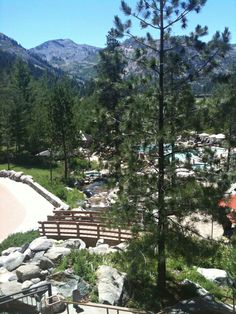 Healing Lifestyles & Spas - The Resort at Squaw Creek, Lake Tahoe.