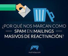 ¿Por qué nos marcan como SPAM en mailings masivos de reactivación? http://blgs.co/Ht92X4