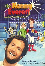 Kenny Everett Video Show Annuals Gallery