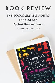 Book review - Nonfiction/ science/ exobiology. The Zoologist's Guide to the Galaxy is a must-read for science fiction writers and anyone interested in exobiology Guide To The Galaxy, Nonfiction, Science Fiction, Book Reviews, Reading, Anonymous, Writers, Cover, Books