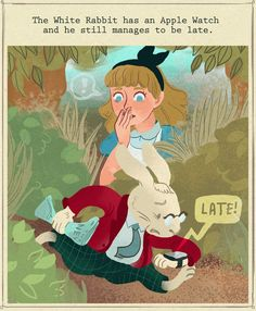 What 'Alice in Wonderland' would be like in 2015