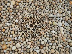 Land Art English | Creations in Nature Dietmar Voorwold