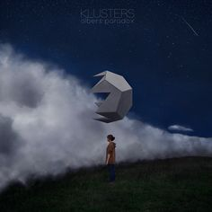 Cover photo of the Olbers' Paradox LP by Klusters