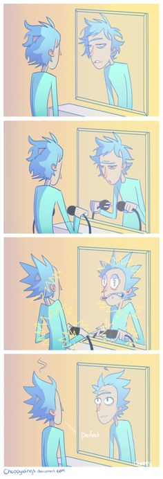 Funny Memes 'Rick and Morty' Season 3 Ricky Y Morty, Rick And Morty Drawing, Wubba Lubba, Rick And Morty Season, Mini Comic, Adult Cartoons, Cartoon Shows, Anime, Funny Comics