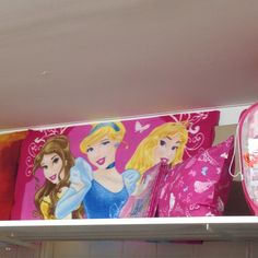 Disney Princess throw and sheet set at Baines Manchester in morley